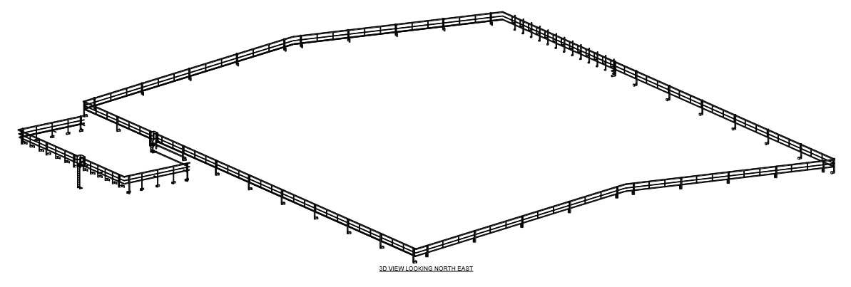 Boeing Building Steel Drawings