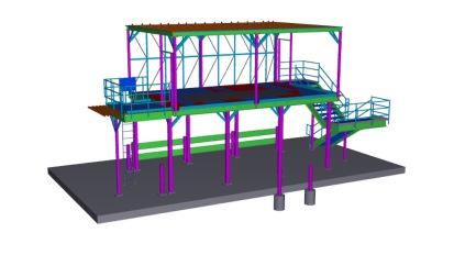 Boeing Substation Service Platform
