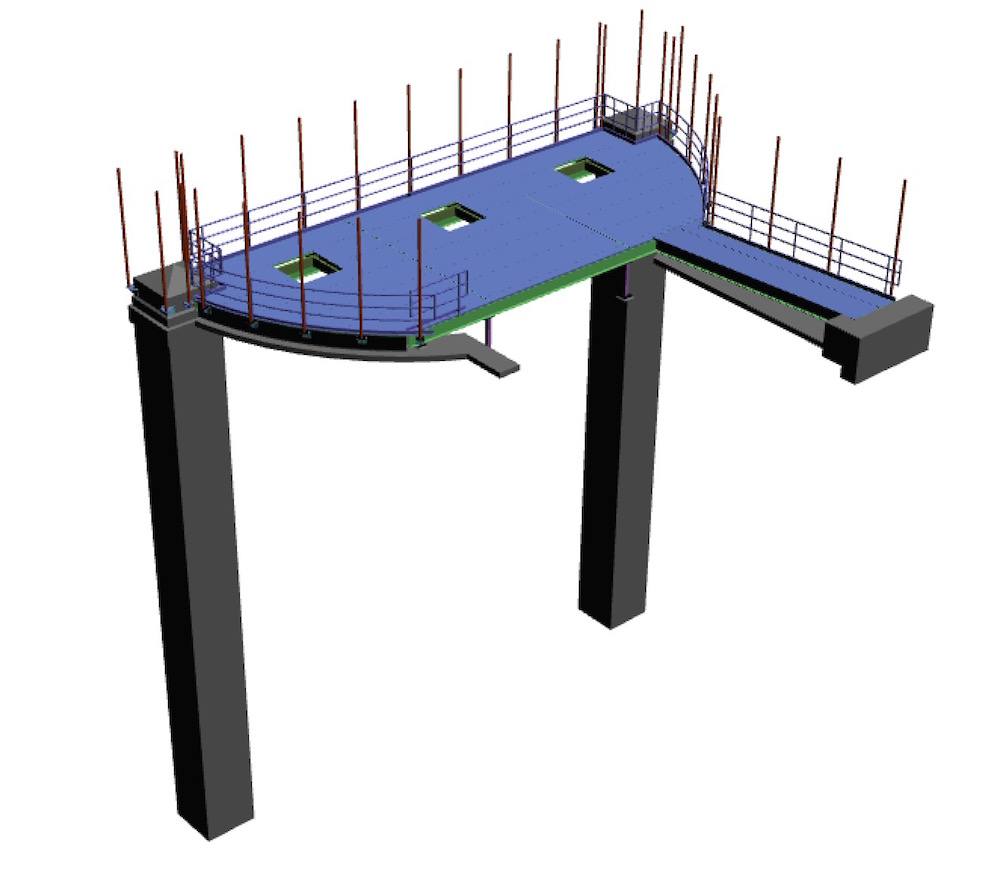 various - Intake Deck Replacement