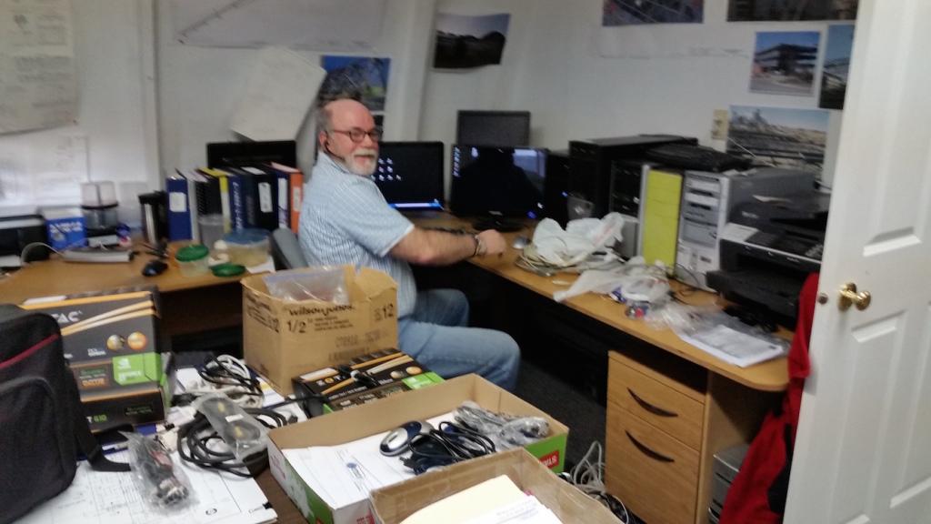 TGC Technician At Work