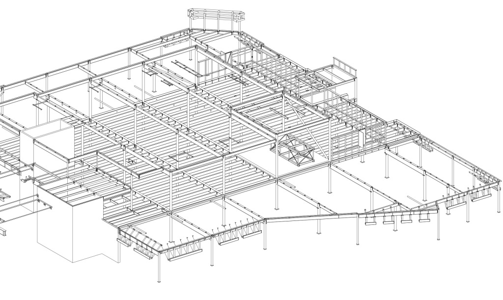 Atlantic Art Block - TGC Consulting Services - Miscellaneous & Structural Steel Drawings, Fabrication and Detailing