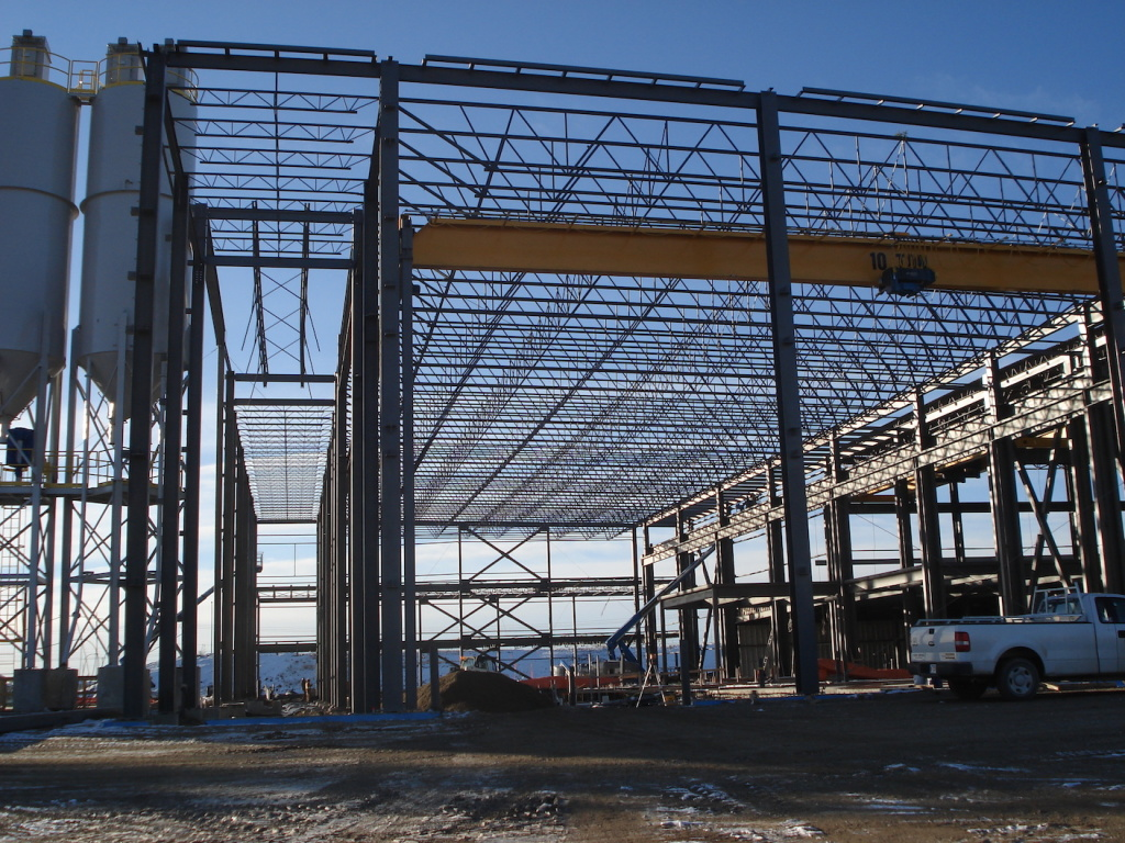 Inland Spy Hill Pipe Plant - TGC Consulting Services - Miscellaneous & Structural Steel Drawings, Fabrication and Detailing