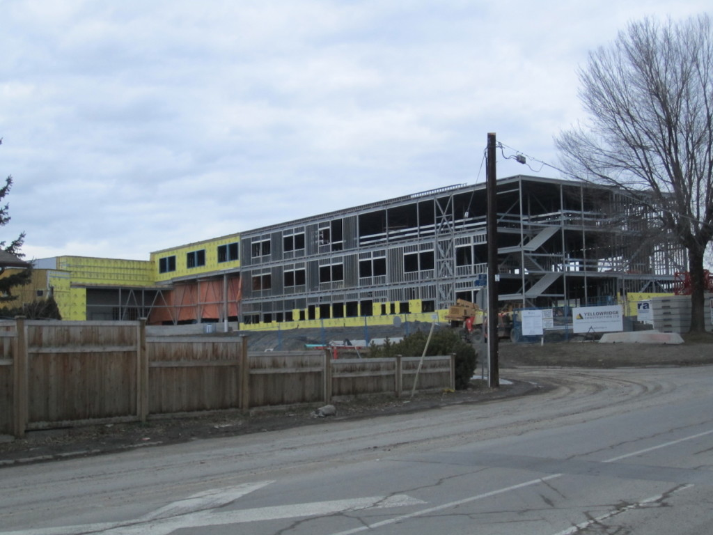 Vernon Secondary School - TGC Consulting Services - Miscellaneous & Structural Steel Drawings, Fabrication and Detailing