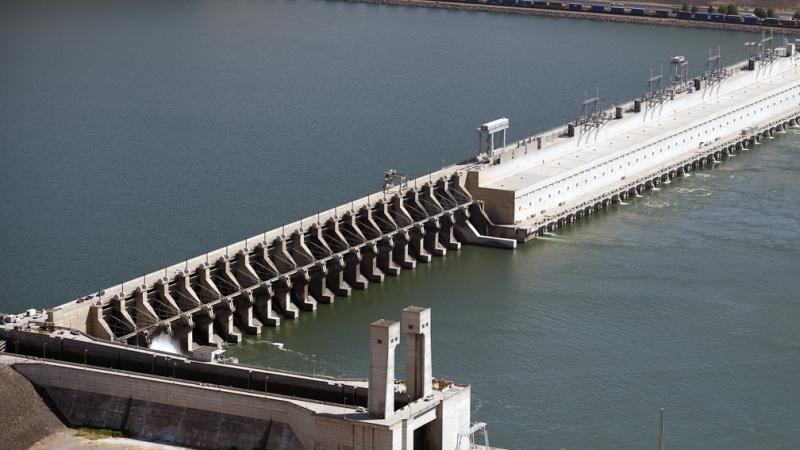 John Day Dam