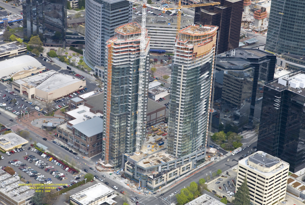 Bellevue Towers - TGC Consulting Services - Miscellaneous & Structural Steel Drawings, Fabrication and Detailing