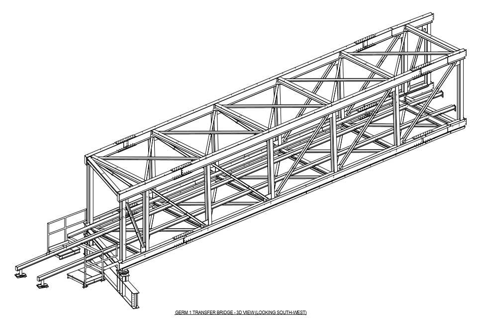 Tekla 3D Steel Detailing