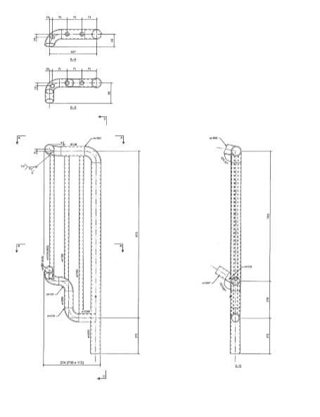 Steel Stair Drawings